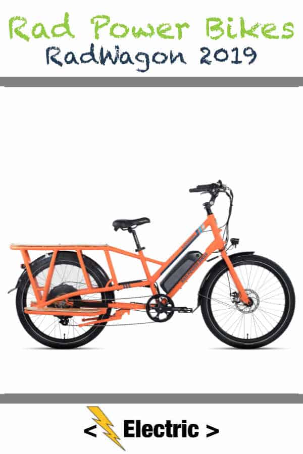 Rad Power Bikes RadWagon 2019