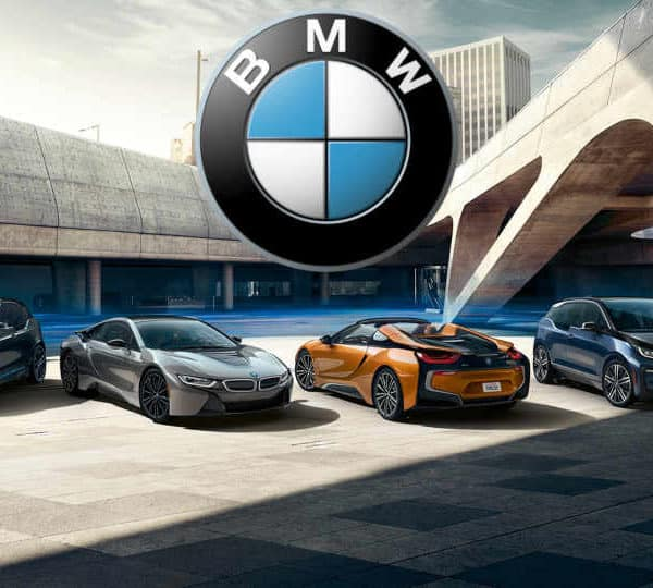 BMW Electric Cars For 2020