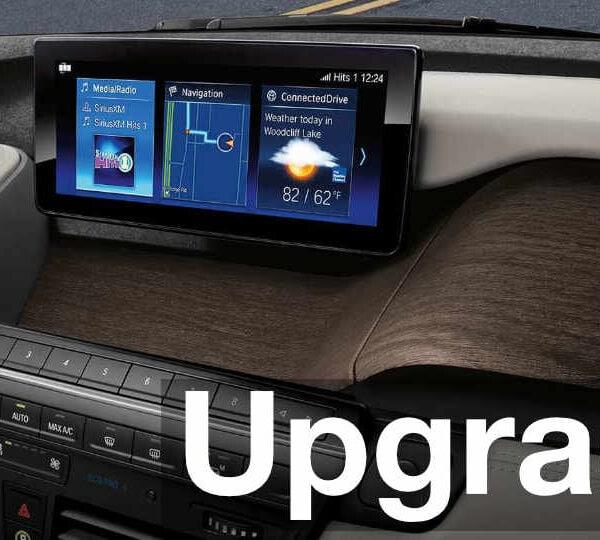 BMW i3 Nav Screen Upgrade DIY