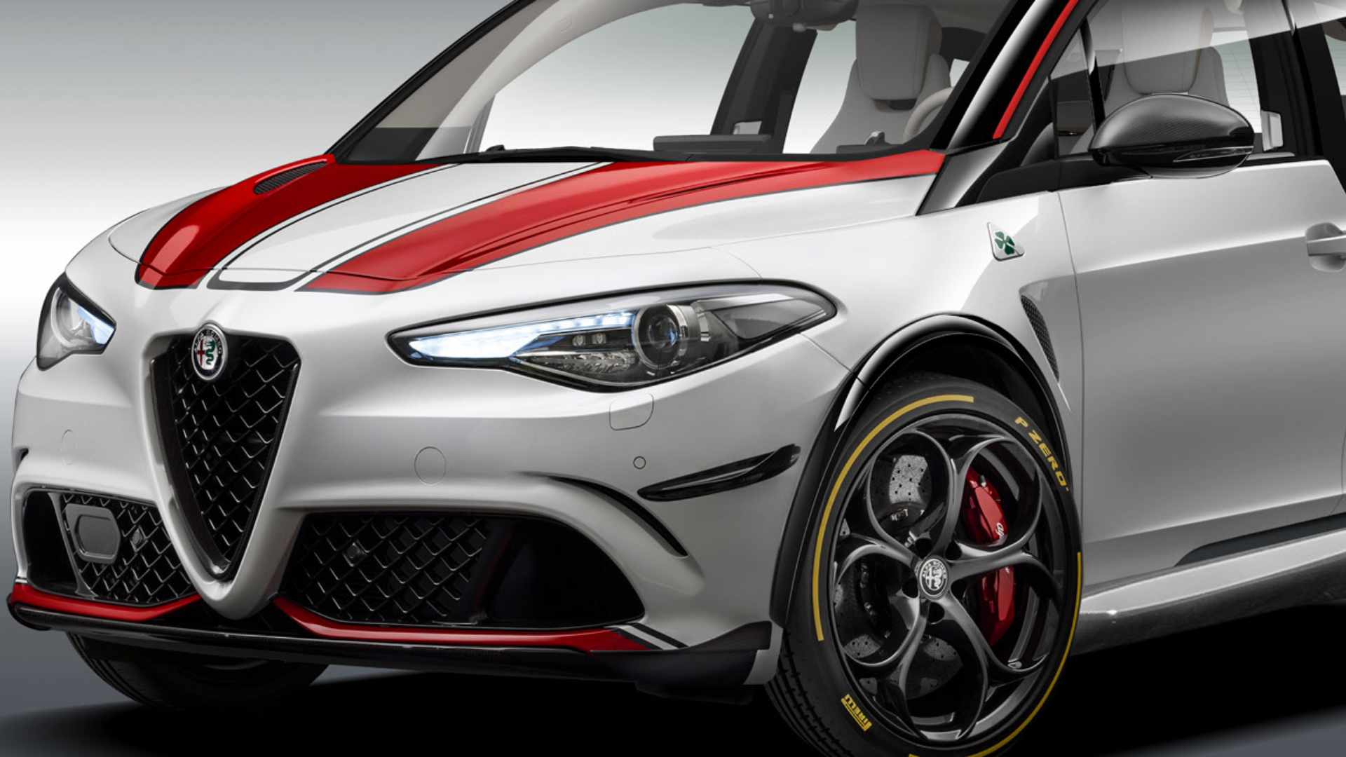2021 Alfa Romeo City Hybrid Concept
