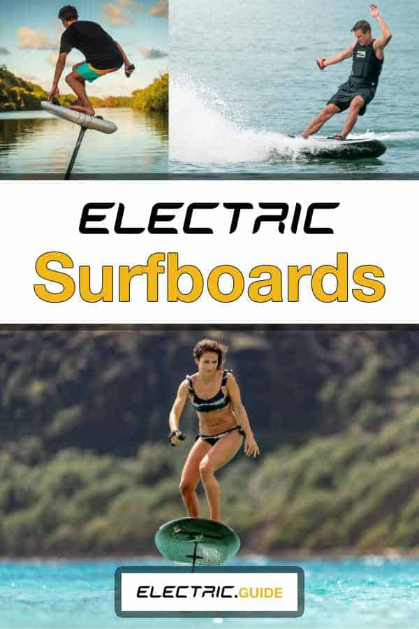 What Is An Electric Surfboard?