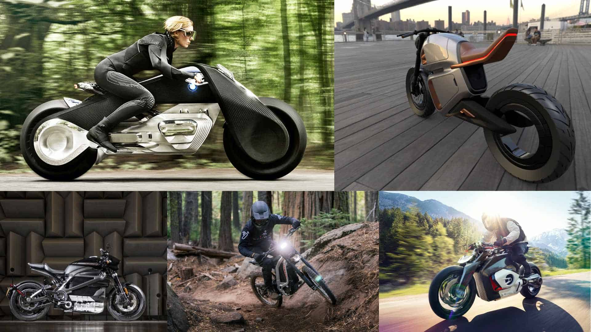 What Is An Electric Motorcycle?