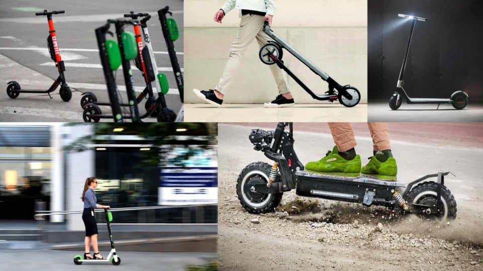 What Is An Electric Scooter?