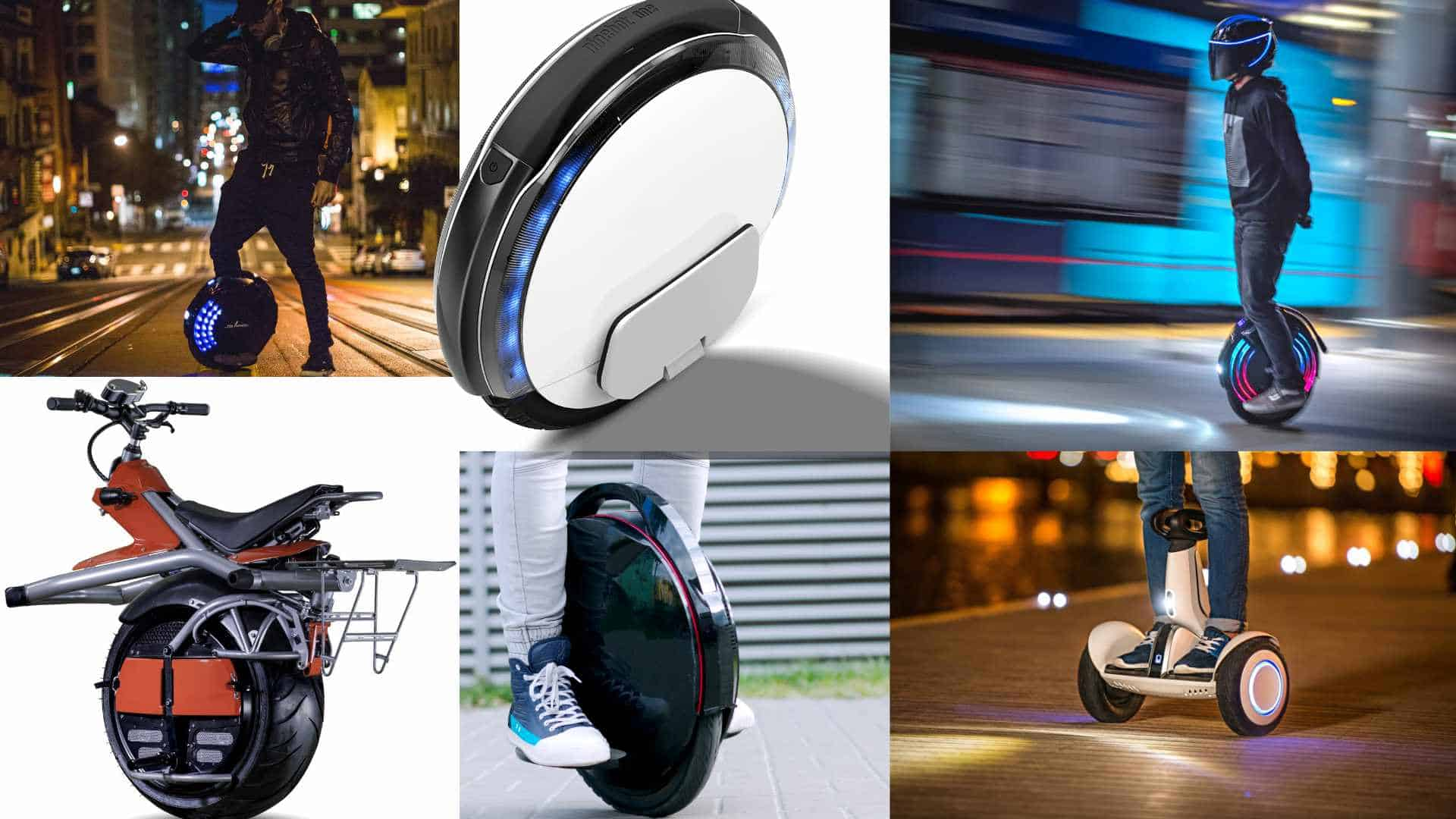 What Is An Electric Unicycle?