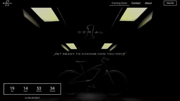 Serial 1 Cycle Company eBike