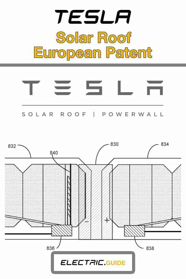 Tesla Solar Roof Patent Filed In Europe